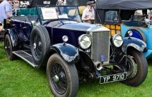 Invicta 3 Litros de 1926.